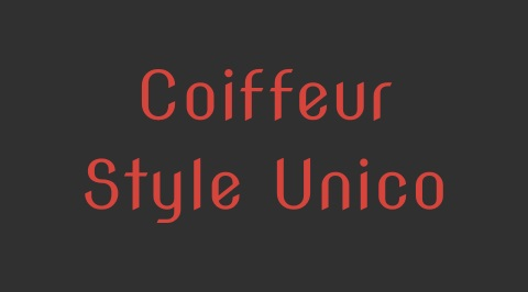 Coiffeur Style Unico